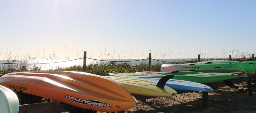 Island Inn Paddleboard Rentals